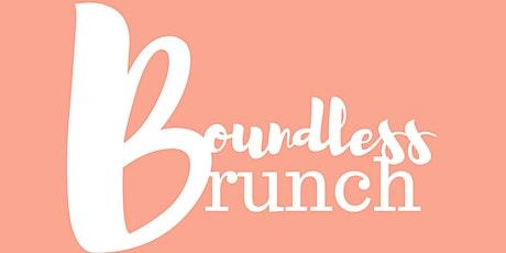 Boundless Brunch tickets