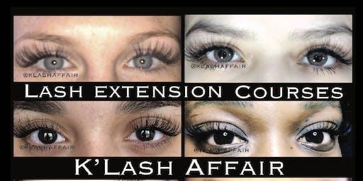 Shreveport Eyelash Extension Course