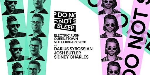 Electric Rush pres. Do Not Sleep Ibiza (Waitangi Eve)