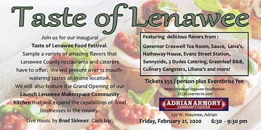 Taste of Lenawee Food Festival