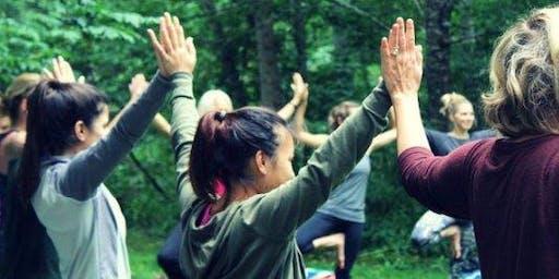 Bliss in Blue Ridge-A Holistic Meditation and Yoga Retreat