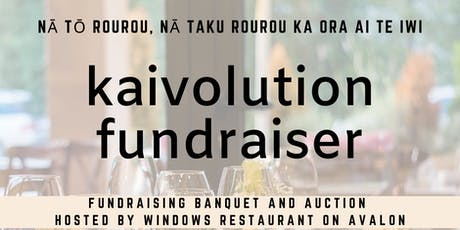 Kaivolution Fundraiser tickets