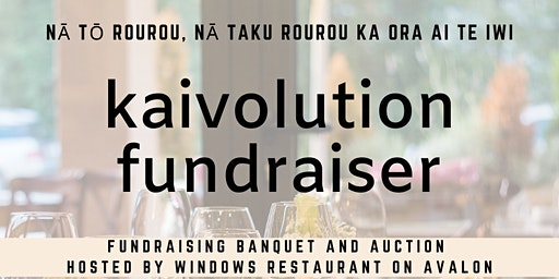 Kaivolution Fundraiser