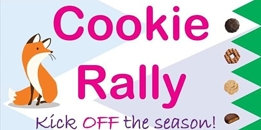 Liberty Trail 2020 Cookie Rally