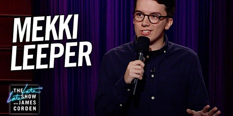 Mekki Leeper from Crank Yankers, Control Room and The Late Late Show at Drafthouse Comedy tickets