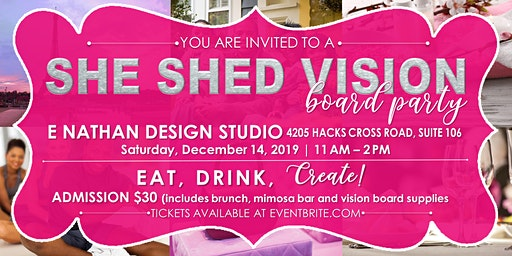 Copy of She Shed Vision Board Party