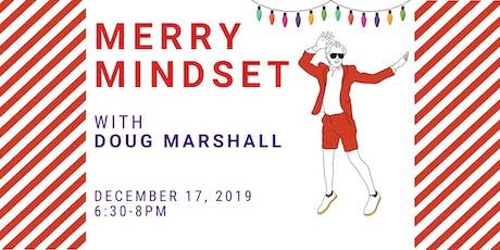 lululemon x Doug Marshall Presents:  Merry Mindset tickets