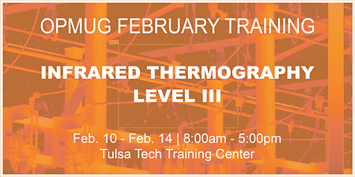 Infrared Thermography Level III Training