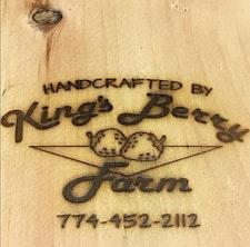 King's Berry Farm logo