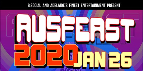 AusFeast 2020 tickets