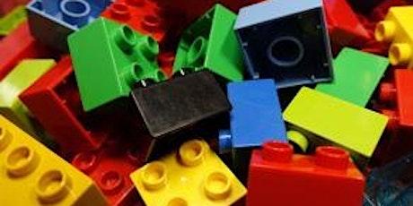 School Holiday Program:  DIY Craft and LEGO tickets