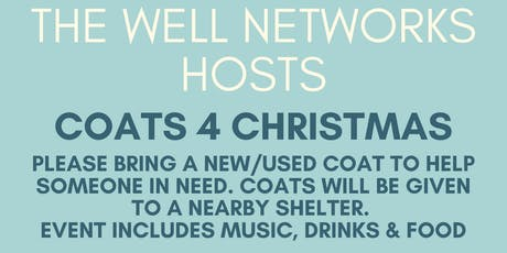 Coats 4 Christmas tickets