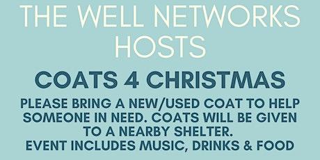Coats 4 Christmas tickets