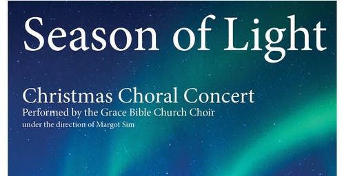 Season of Lights Choral Concert