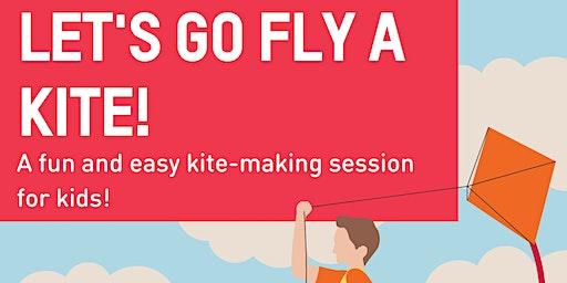 Let's Go Fly a Kite!!! @ Civic Park Drouin