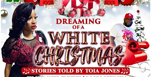 Dreamin of a White Christmas w/ Toia Jones