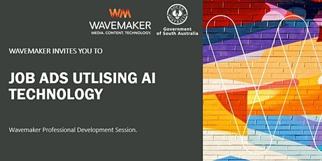 Job Ads Utilising AI Technology tickets