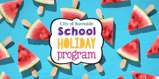 School Holiday Program: Bop 'Til You Drop Disco (Ages 4-7)