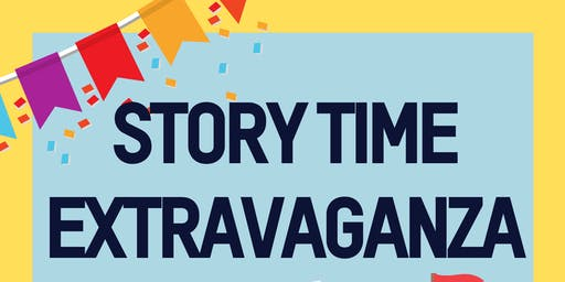 Story Time Extravaganza @ Warragul Library