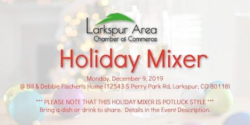 Larkspur Area Chamber Holiday Mixer -December 2019