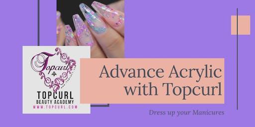 Advance Nail Acrylic Class