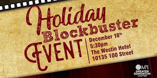 Holiday Blockbuster Event