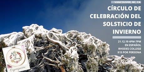 Círculo de Celebración del Solsticio de Invierno tickets