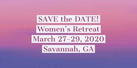 L. R. Ministries presents: 2020 Women's Retreat tickets