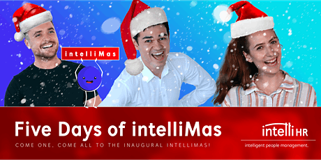 Five Days of intelliMas tickets