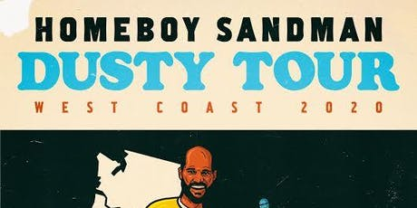THHF20 presents : Homeboy Sandman, with Quelle Chris tickets