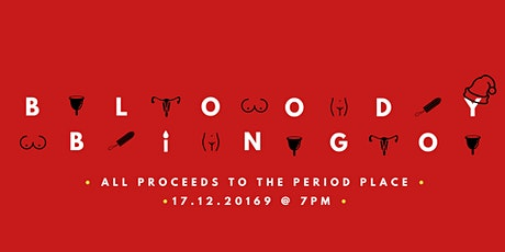 Bloody Bingo with The Period Place at Fhloston Paradise tickets