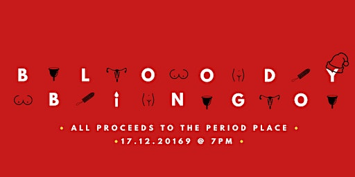 Bloody Bingo with The Period Place at Fhloston Paradise