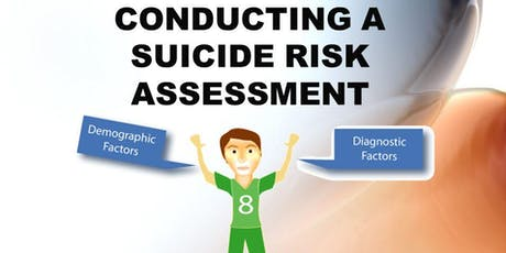 Risky Business: The Art of Assessing Suicide Risk and Imminent Danger - Whanganui tickets