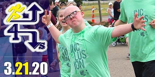 8th Annual Run Up for Downs