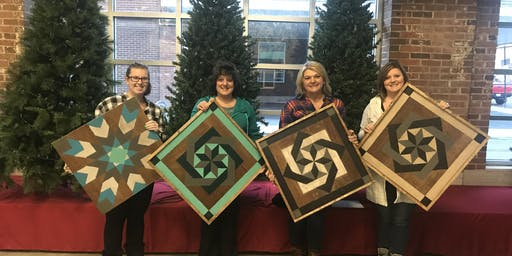 January Quilt Square Class