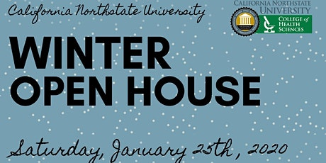 CNU College of Health Sciences Winter Open House tickets