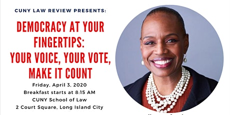 Democracy At Your Fingertips: Your Voice, Your Vote, Make It Count! tickets