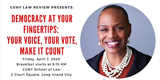 Democracy At Your Fingertips: Your Voice, Your Vote, Make It Count!