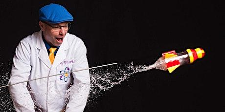 Dr Quarks Scientific Circus Show tickets