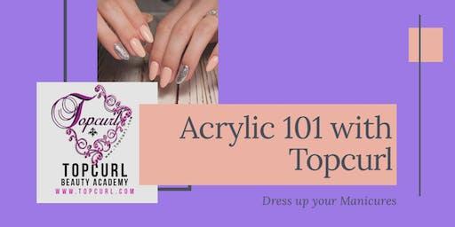 Nail Acrylic 101 Class