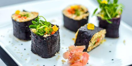 Vegan Sushi and More - Cooking Class by Cozymeal™ tickets