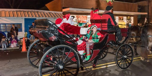 Carriage Rides at York's Greatest Show 12/6/19