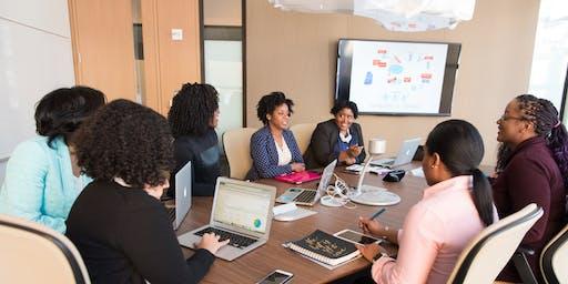 Pink Dalmatian Business Women 2020 Clarity Tea Talk