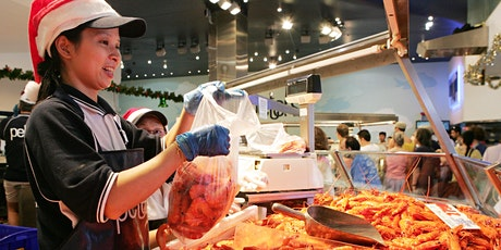 36-HOUR SEAFOOD MARATHON  -  SYDNEY FISH MARKETS tickets
