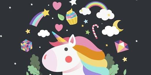 Unicorn Dreamcatchers - Nowra Library