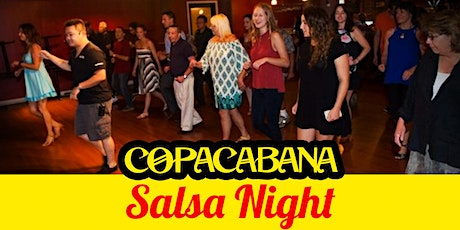 Copacabana Salsa Night - Every Wednesday in Manchester, NH tickets