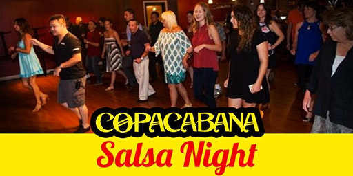 Copacabana Salsa Night - Every Wednesday in Manchester, NH