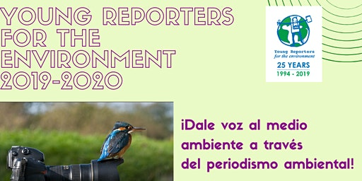 Programa educativo ´´ Young Reporters for the Environment´  en Mayagüez