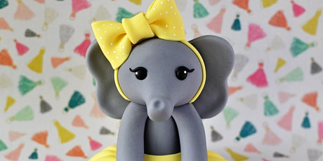 Cake Decorating Class: Elephant Topper Class at Fran's Cake and Candy Supplies tickets