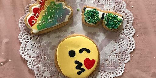 National Compliment Day Cookie Decorating Fun!!!